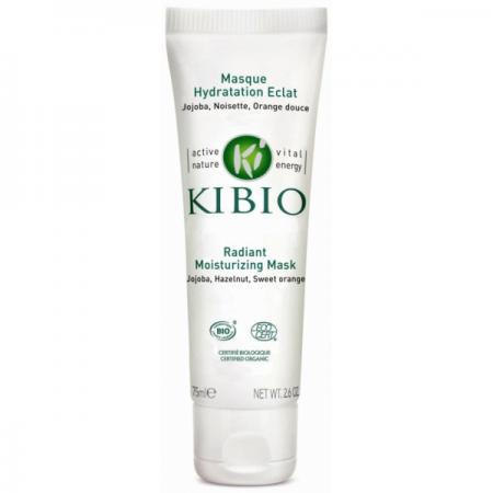 Увлажняющая маска для сияния кожи от Kibio