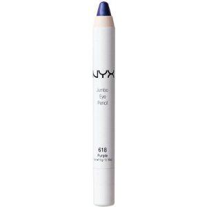 Кремовый карандаш для глаз Jumbo Eyeshadow Pencil (оттенок № 618 Purple) от Nyx
