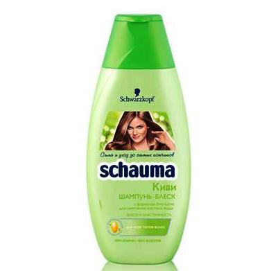 """Шампунь для волос """"Киви"""" от Shauma"""