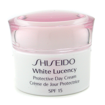 Крем для лица White Lucency Protective Day Cream SPF 15 от Shiseido