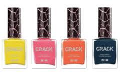 Лак-кракелюр Crack Nail от VOV
