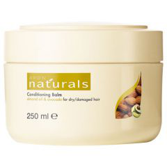 Восстанавливающий бальзам для сухих и поврежденных волос «Авокадо и Миндаль» от Avon
