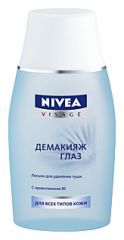 Демакияж глаз от NIVEA