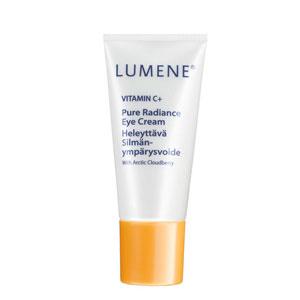 Ухаживающий крем для кожи вокруг глаз SPF 6 Vitamin C+ от Lumene