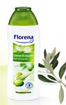 Крем-гель для душа c оливковым маслом (для сухой кожи) от  Florena