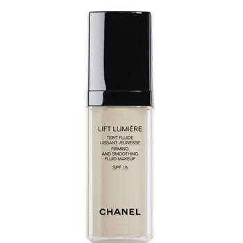 Тональный флюид с разглаживающим эффектом Lift Lumiere от Chanel