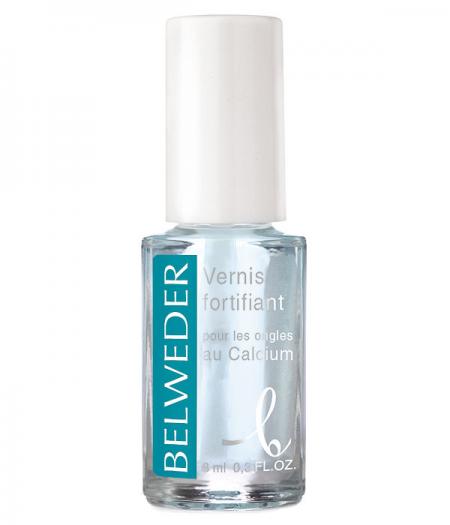 Лак укрепляющий для медленнорастущих и ломких ногтей с кальцием от Belweder