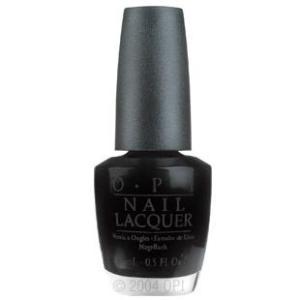 Лак для ногтей (оттенок Black Onyx NL T02) от OPI