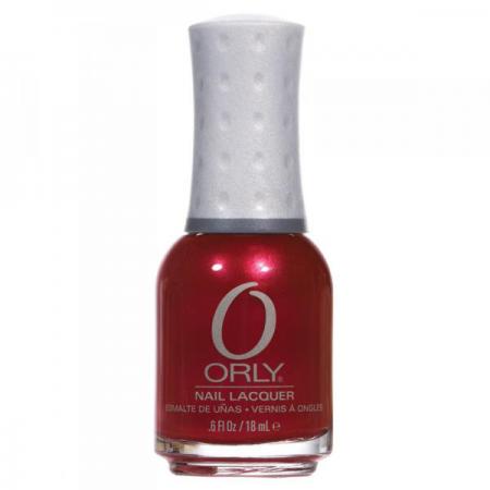 Лак для ногтей (оттенок № 40418 Merlot Mist) от Orly