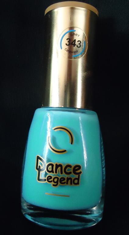 Лак для ногтей №343 от Dance Legend
