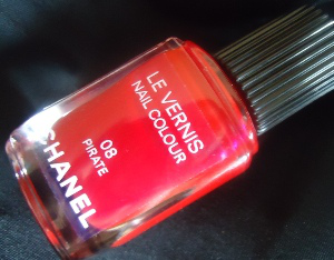 Лак для ногтей Le Vernis Nail Colour 08 Pirate от Chanel