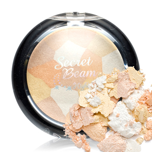 Хайлайтер Secret Beam Highlighter (оттенок № 2 Gold & Beige Mix) от Etude House