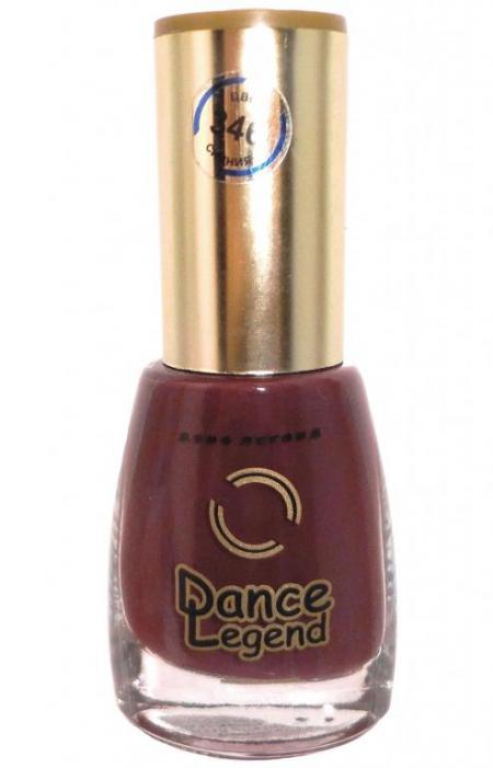 Лак для ногтей из коллекции Эмаль Color (оттенок № 346) от Dance Legend