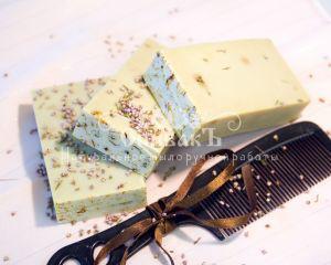 Цветочное мыло-шампунь от Спивакъ