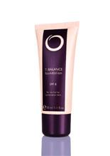 """Тональная основа для нормальной и комбинированной кожи """"Т-баланс"""" от Oriflame"""