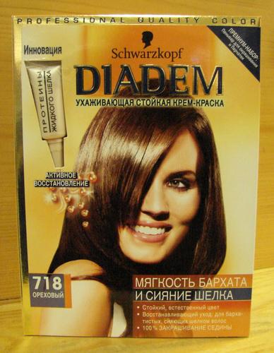 Краска для волос DIADEM от Schwarzkopf