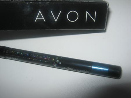 Выкручивающийся карандаш для глаз Glimmerstick diamonds (оттенок Twilight sparkle) от Avon