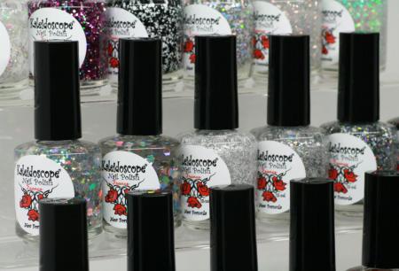 """Декоративный топ для ногтей Kaleidoscope из серии """"Забава"""" (оттенок  № Z-25 Завтра выходной) от EL Corazon"""