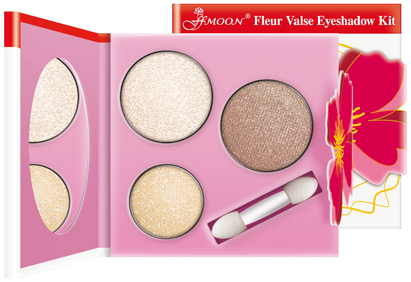 Тени для век «Fleur Valse Eyeshadow Kit» от Ffleur