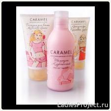 Мягкое мыло Шоколадное мороженое от Caramel