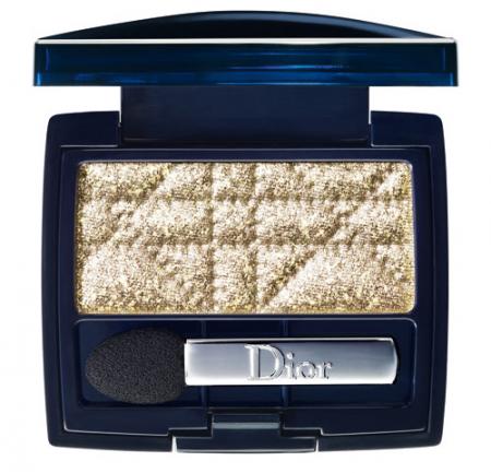 Одноцветные компактные тени для век от Dior