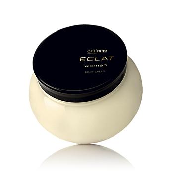 Парфюмированный крем для тела Eclat от Oriflame