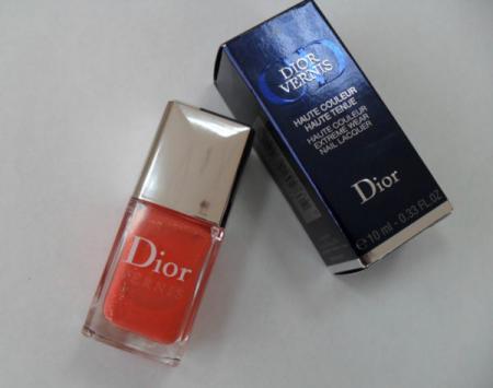 Лак для ногтей Vernis от Dior