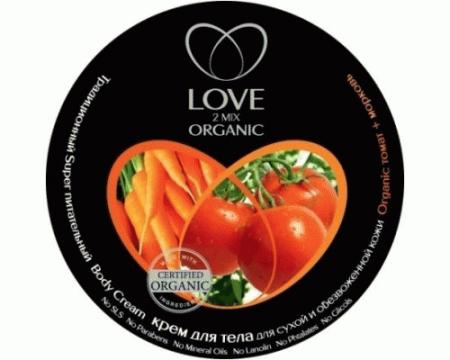 Традиционный питательный крем для тела (для сухой и обезвоженной кожи) от Love 2 mix Organic