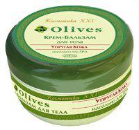 """Крем-бальзам для тела """"Упругая Кожа"""" Olives от Косметика XXI"""