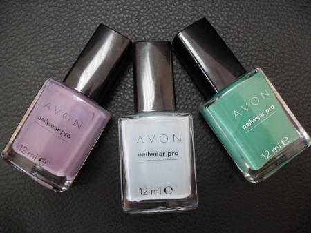 """Лак для ногтей """"Эксперт цвета"""" от Avon (1)"""