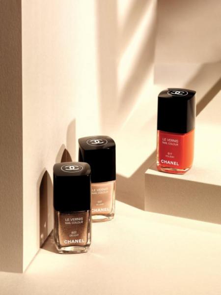 Лак для ногтей (оттенок № 607 Delight) от Chanel