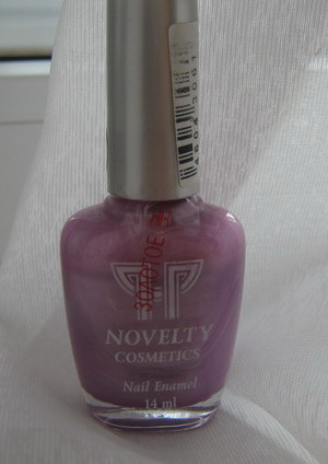Лак для ногтей от Novelty (1)