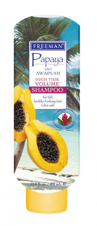 Шампунь Papaya & Awapuhi High Tide VOLUME SHAMPOO от FREEMAN