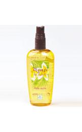 Сухое масло для загара и парфюмированное масло с тиаровым цветком MONOÏ DE TAHITI от Yves Rocher
