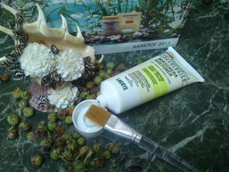 Очищающая маска для проблемной кожи лица с серой BIOECOLOGICO от Guam