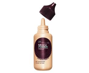 Тональный крем Mineral Powe Natural Perfecting Liquid Foundation от Maybelline
