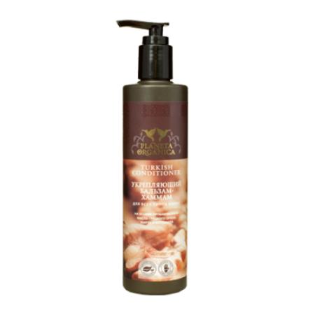 Укрепляющий бальзам-хаммам для всех типов волос от Planeta Organica