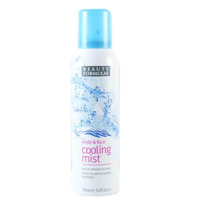 Освежающая вода для лица и тела от Beauty Formulas