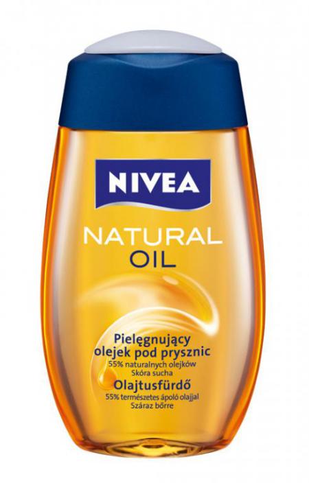 Масло для душа от Nivea (1)