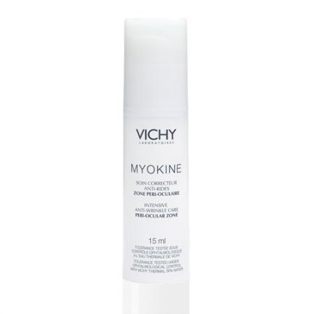 Средство для коррекции морщин вокруг глаз Myokine от Vichy