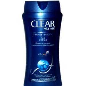 Шампунь CLEAR vita ABE MEN ICE FRESH от CLEAR vita ABE
