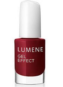 Лак для ногтей с гелевым эффектом Gel effect (оттенок № 22 Apple Basket) от Lumene