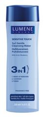 Мицеллярная вода Sensitive Touch 3 в 1 от Lumene