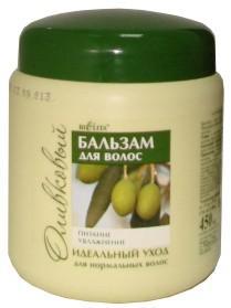 Бальзам для нормальных волос Оливковый Питание & Увлажнение для волос от Bielita