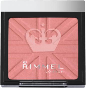 Компактные румяна Lasting Finish Soft Colour Mono Blush (оттенок № 010 Santa Rose) от Rimmel