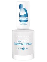 """Матовое покрытие для ногтей """"Pro Matte Top Coat"""" от Rimmel"""