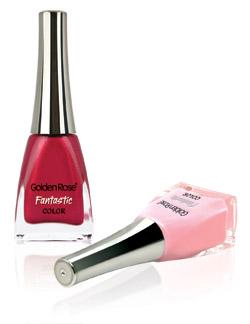 Лак для ногтей Fantastic color (оттенок № 162) от Golden Rose