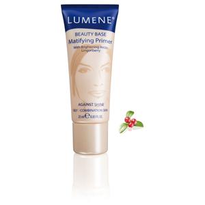 Матирующая база для макияжа лица от Lumene