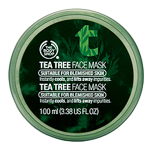 Очищающая маска для лица «Чайное дерево» от The Body Shop