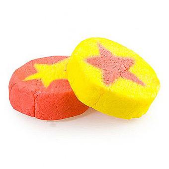 Пена для ванны «Суперзвезды» от Lush